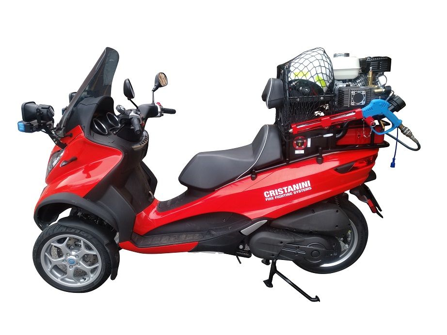 Minifirestop Motocycle